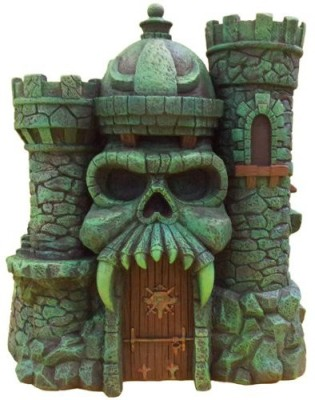 Masters of the Universe Icon Heroes Castle Grayskull Statue