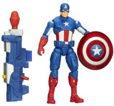 Captain America Super Soldier Gear Shockwave Blast Captain America
