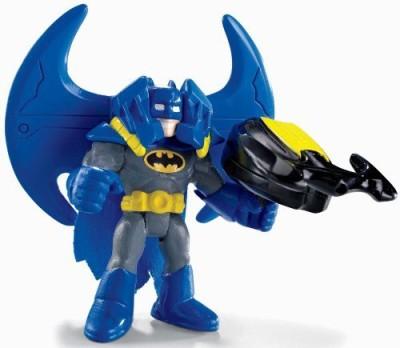 Imaginext Dc Super Friends Mini Batman