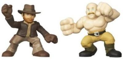 Indiana Jones And Amp German Mechanic Adventure Heroes