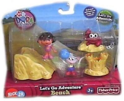 Fisher-Price Beach Playset