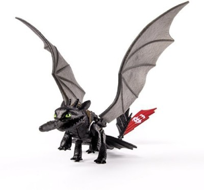 Spin Master Dreamworks Dragons How To Train Your Dragon 2 - Toothless Power Dragon - Power Glow