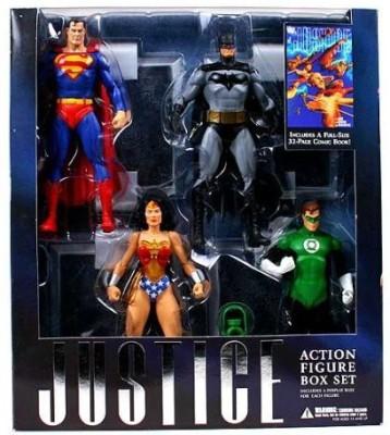 Diamond Comic Distributors Justice Box Set