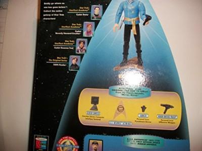 Star Trek Mirror Mirror Universe Mr Spock With Goatee Beard Warp