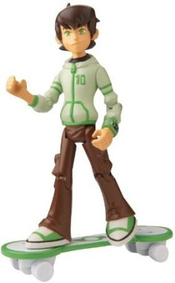 Ben 10 Omniverse 4 Inch Ben (16 Years Old With Skateboard)