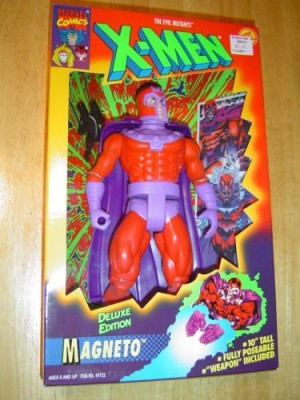 Toy Biz Marvel Comics Xmen Magneto 10