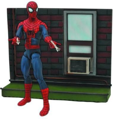 Diamond Select S Marvel Select Amazing Spiderman 2 With Base