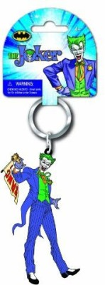 DC COMICS The Joker Laser Cut Key Ring