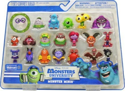 Unknown Disney Pixar Monsters University Monster Minis Exclusive