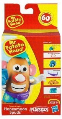 Mr Potato Head Playskool Honeymoon Spuds Guy