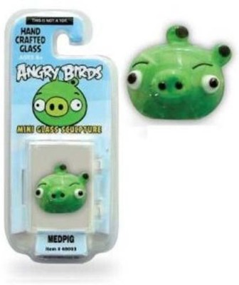 Angry Birds 1 Inch Glassmini Limited Edition Medpig