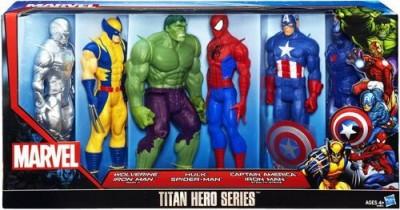 MISSING Marvel Universe Titan Hero Series Super Hero Collection
