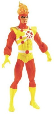 DC COMICS Direct Jla Series 2 Firestorm
