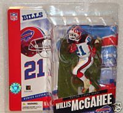 McFarlane Toys Sportspicks Nfl Series 11 Willis Mcgahee
