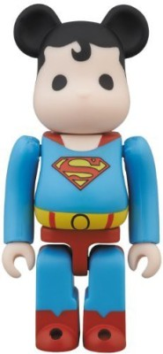 Medicom San Diego Comiccon 2013 Dc Super Powers Superman Bearbrick