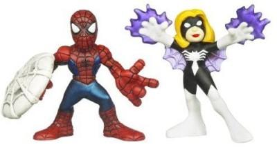 Super Hero Squad Marvel Superhero Squad Series 20 Mini 3 Inch 2Pack