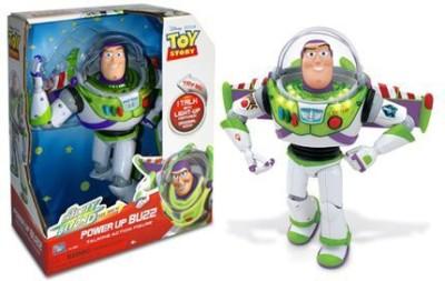 Toy Story Disney Power Up Buzz Lightyear Talking