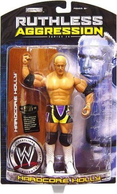 Jakks Pacific Wwe Wrestling Ruthless Aggression Series 26 Hardcore Holly