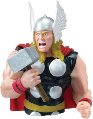 Marvel Thor Bust Bank