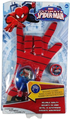 Rianz Rianz Ultimate Spiderman Gloves with Disc launcher for Kids