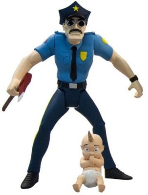 Other Manufacturer Axe Cop Series 1 With Accessories(Blue)
