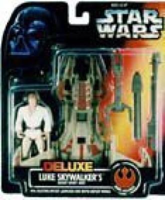 Star Wars Luke Skywalker Deluxe - Desert Sport Skiff