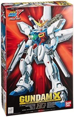 Bandai 01 Gundam X 1/100 Hg