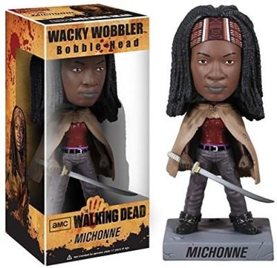 Walking Dead Michonne Bobble Head X Wacky Wobbler Series