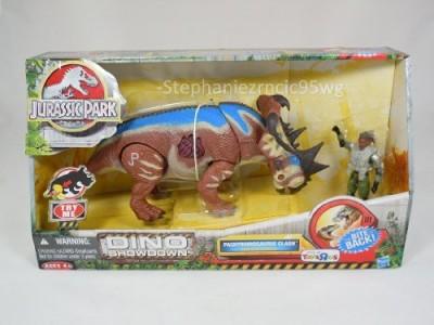 Jurassic Park Dino Showdown Pachyrhinosaurus Clash