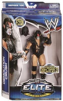 WWE Demolition Crush Mattel Elite 28