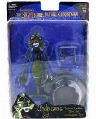 Nightmare Before Christmas Series 5 Undersea Gal Action Figure
