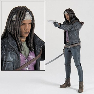 Unknown Sdcc 2015 Exclusive Walking Dead Michonne 2 Set