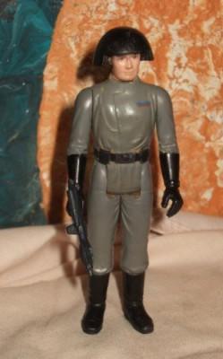 Star Wars Vintage 1977 A New Hope Death Squad Commander 21Back