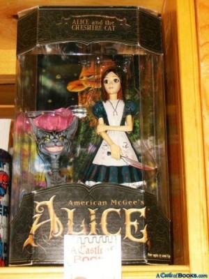 Video Game Toys American Mcgees Alice Alice