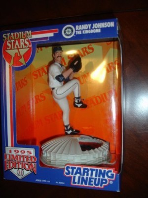 Kenner Starting Lineup Stadium Stars 1995 Randy Johnson