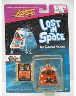 Lost In Space Lot Johnny Lightning Space Pod