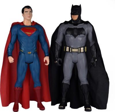 DC COMICS Batman & Superman Action Figure Collectible