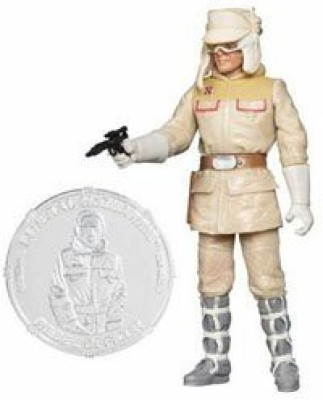 Hasbro Star Wars 3.75 Basic Figure General McQuarrie