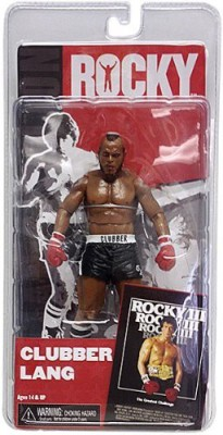 Rocky Neca 3 Clubber Lang With Black Shorts