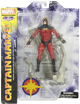 Diamond Select Marvel Select Captain Marvel