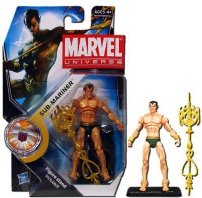 Marvel Universe 3 Series 15 Action Figure Submariner