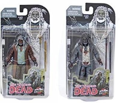 Walking Dead Sdcc 2014 Exclusive The Ezekiel Full Color And Black