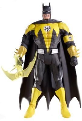 Mattel Dc Universe Classics Batman Sinestro Corps