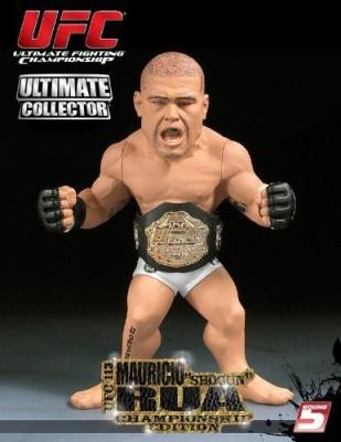 UFC Ultimate Collector Series 5 Mauricio Shogun Rua Championship Edition Figure