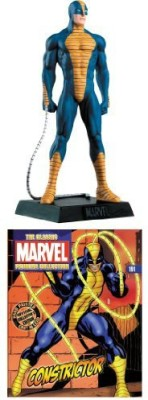 Eaglemoss Classic Marvel Fig Coll Mag 191 Constrictor