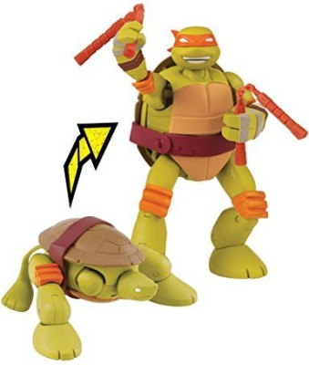 Teenage Mutant Ninja Turtles Mutations Pet To Ninja Michelangelo