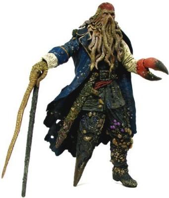 Pirates of the Caribbean 2 Davy Jones 12Inch Talking