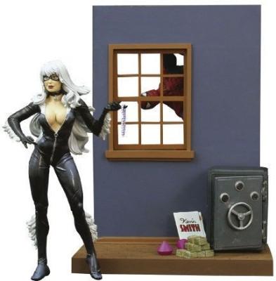 Diamond Select Toys Marvel Select: Black Cat Action Figure