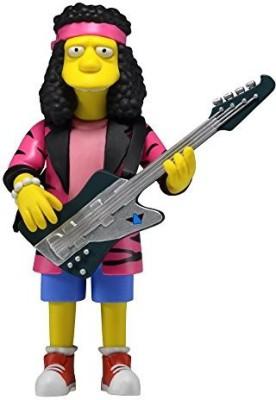 NECA Simpsons 25Th Anniversary Series 4 Otto Mann (Rock Camp