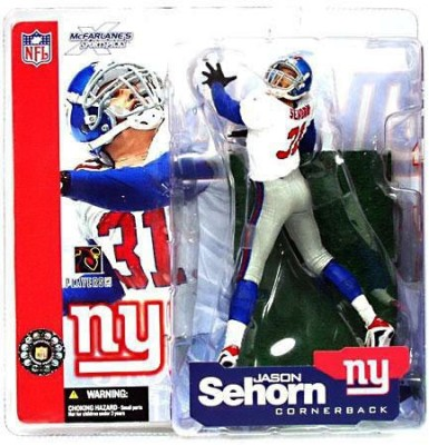 Unknown Mcfarlanenfl Sports Picks Series 4 Jason Sehorn (New York
